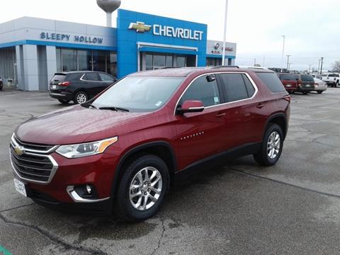 2018 Chevrolet Traverse for sale in Viroqua, WI