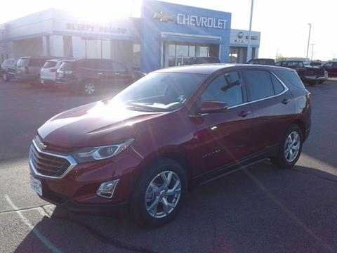 2018 Chevrolet Equinox for sale in Viroqua, WI