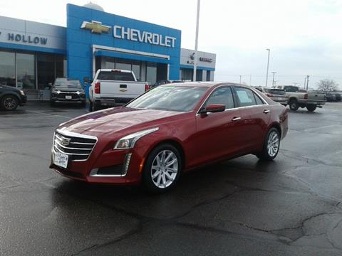 2016 Cadillac CTS for sale in Viroqua, WI