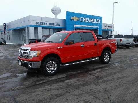 2013 Ford F-150 for sale at SLEEPY HOLLOW CHEVROLET BUICK GMC INC in Viroqua WI