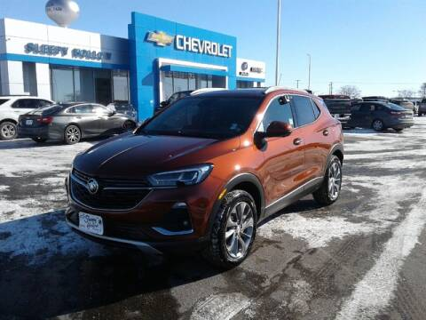 2020 Buick Encore GX Essence for sale at SLEEPY HOLLOW CHEVROLET BUICK GMC INC in Viroqua WI