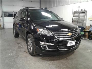 2017 Chevrolet Traverse for sale in Viroqua, WI