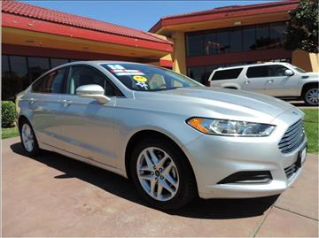 2016 Ford Fusion for sale in Stockton, CA