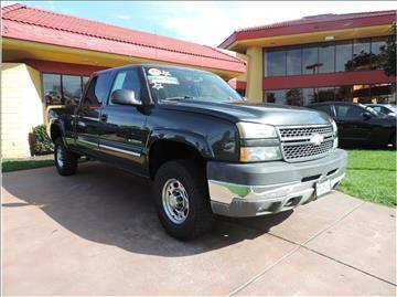 2005 Chevrolet Silverado 2500HD for sale in Stockton, CA