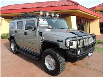 2004 HUMMER H2 for sale in Stockton, CA