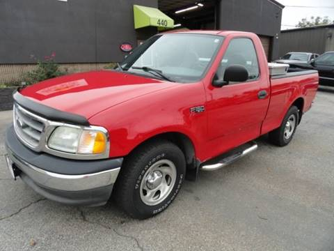 2003 Ford F-150 for sale in Franklin, OH