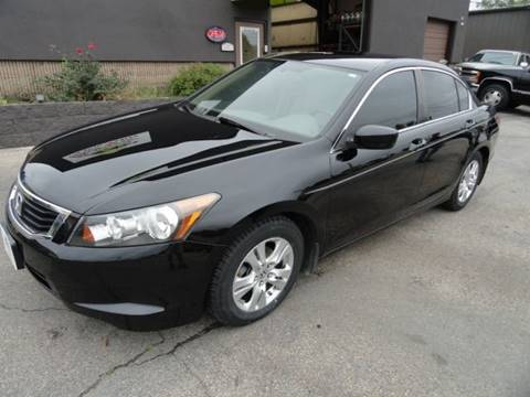 2010 Honda Accord for sale in Franklin, OH