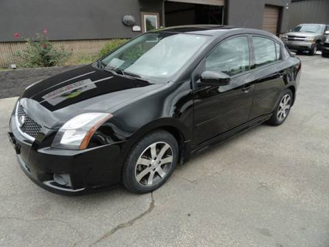 2012 Nissan Sentra for sale in Franklin, OH