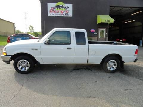 2000 Ford Ranger for sale in Franklin, OH