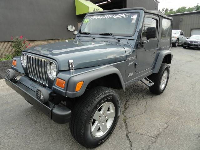 2002 Jeep Wrangler Sport 4WD 2dr SUV   Franklin OH