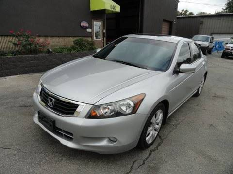 2008 Honda Accord for sale in Franklin, OH