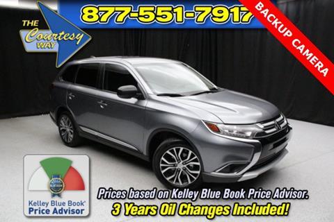2017 Mitsubishi Outlander for sale in Phoenix, AZ