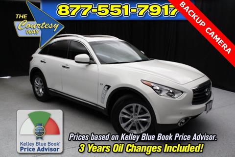 2016 Infiniti QX70 for sale in Phoenix, AZ