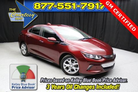 2017 Chevrolet Volt for sale in Phoenix, AZ