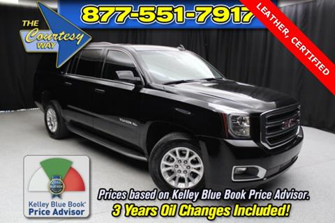 2016 GMC Yukon XL for sale in Phoenix, AZ