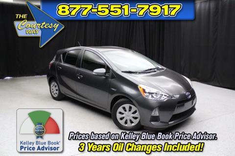 2013 Toyota Prius c for sale in Phoenix, AZ