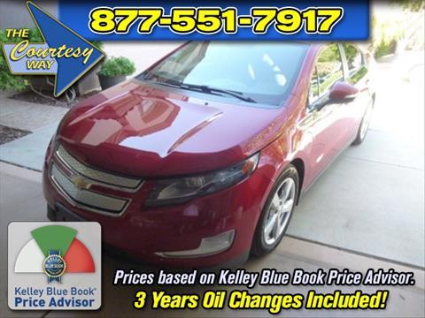 2015 Chevrolet Volt for sale in Phoenix, AZ