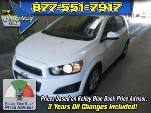 2014 Chevrolet Sonic for sale in Phoenix, AZ