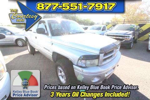 2001 Dodge Ram Pickup 1500 for sale in Phoenix, AZ