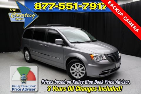 2014 Chrysler Town and Country for sale in Phoenix, AZ