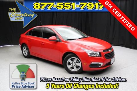 2016 Chevrolet Cruze Limited for sale in Phoenix, AZ