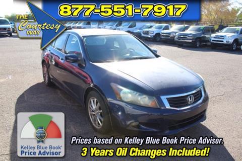 2008 Honda Accord for sale in Phoenix, AZ
