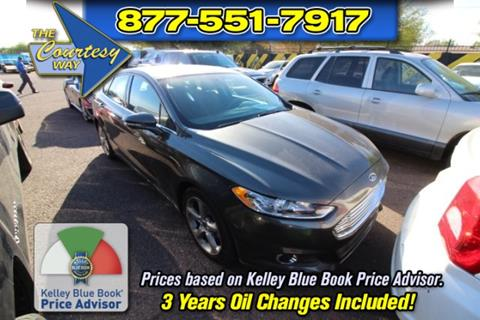 2015 Ford Fusion for sale in Phoenix, AZ