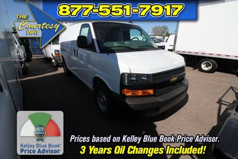 2018 Chevrolet Express Cargo For Sale In Phoenix AZ