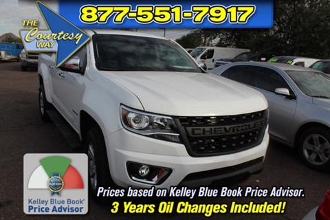 Certified 2018 Chevrolet Colorado For Sale Carsforsale