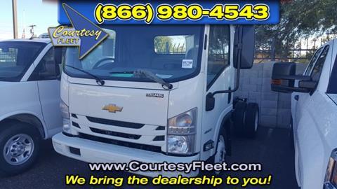 2018 Chevrolet 4500 LCF for sale in Phoenix, AZ