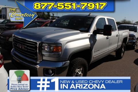 2016 GMC Sierra 2500HD for sale in Phoenix, AZ