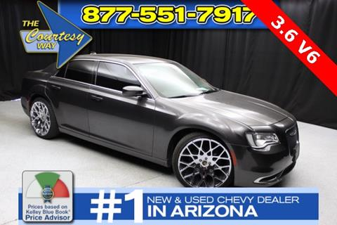 2015 Chrysler 300 for sale in Phoenix, AZ