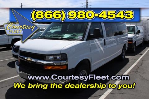 2019 Chevrolet Express Passenger for sale in Phoenix, AZ