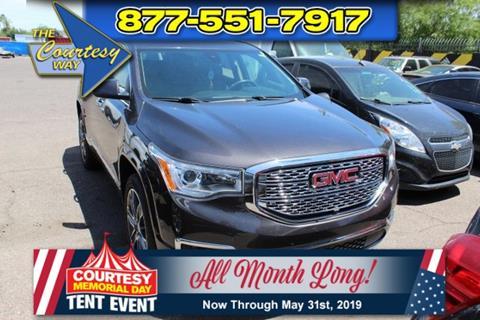 2017 GMC Acadia for sale in Phoenix, AZ