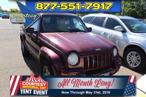 2002 Jeep Liberty for sale in Phoenix, AZ