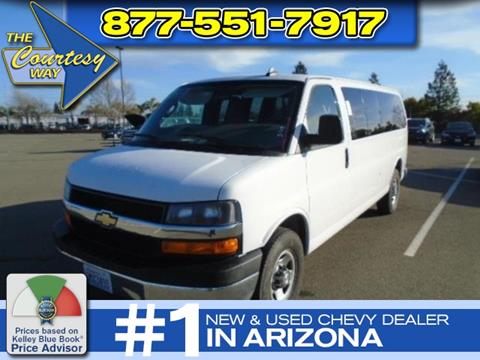 2018 Chevrolet Express Passenger for sale in Phoenix, AZ