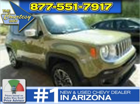 2015 Jeep Renegade for sale in Phoenix, AZ