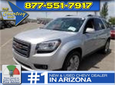 2017 GMC Acadia Limited for sale in Phoenix, AZ