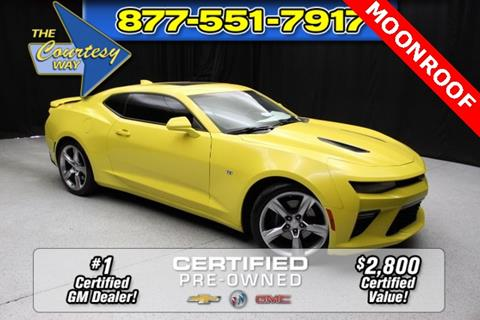 2017 Chevrolet Camaro for sale in Phoenix, AZ