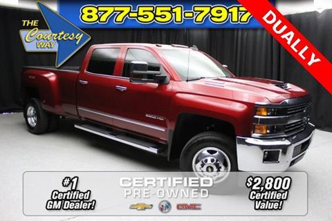 2019 Chevrolet Silverado 3500HD for sale in Phoenix, AZ