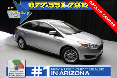 2018 Ford Focus for sale in Phoenix, AZ