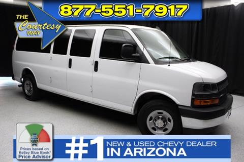 2018 Chevrolet Express Passenger for sale in Phoenix, AZ