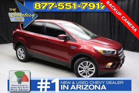 2017 Ford Escape for sale in Phoenix, AZ