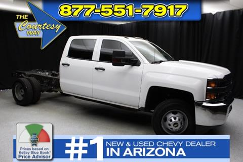 2017 Chevrolet Silverado 3500HD CC for sale in Phoenix, AZ