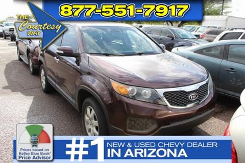 2012 Kia Sorento for sale in Phoenix, AZ