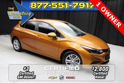 2017 Chevrolet Cruze for sale in Phoenix, AZ