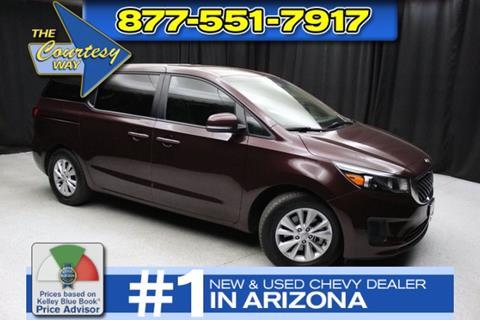 2018 Kia Sedona for sale in Phoenix, AZ