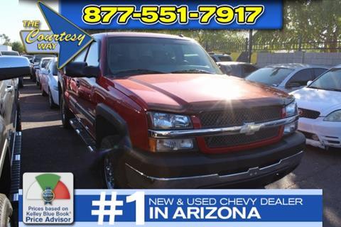 2003 Chevrolet Silverado 2500HD for sale in Phoenix, AZ