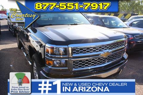 2015 Chevrolet Silverado 1500 for sale in Phoenix, AZ