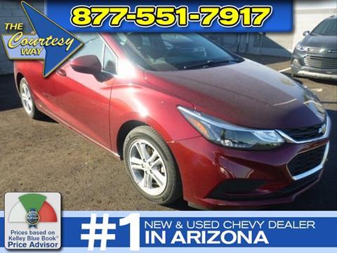 2016 Chevrolet Cruze for sale in Phoenix, AZ